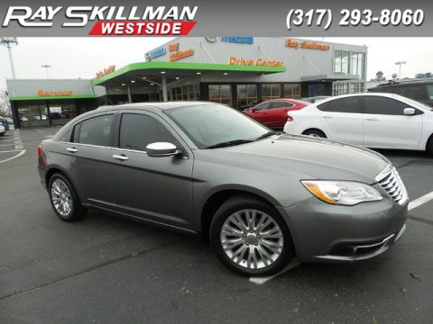 Pre-Owned 2013 Chrysler 200 LIMITED