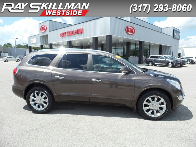 Pre-Owned 2012 Buick Enclave MOONROOF