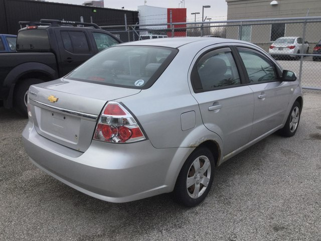Pre Owned 2007 Chevrolet Aveo Ls Fwd Sedan