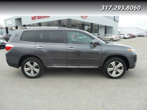 Pre-Owned 2011 Toyota Highlander LIMITED,ROOF,NAV