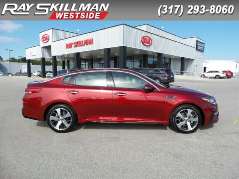 New 2019 Kia Optima AUTO 2.4L S