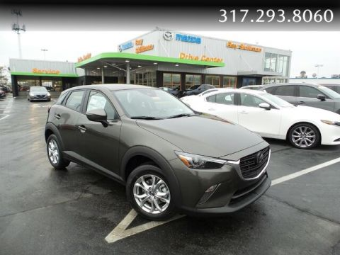 Certified Pre-Owned 2020 Mazda CX-3 Sport