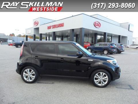 Pre-Owned 2016 Kia Soul NAV,PANO ROOF,2 KEYS