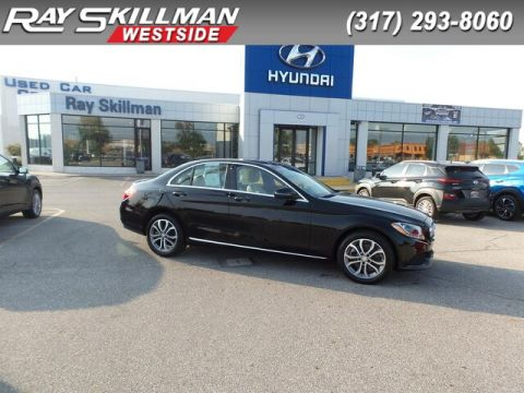 Pre-Owned 2016 Mercedes-Benz C 4DR SDN C300 4MAT